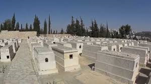 burial plot israel